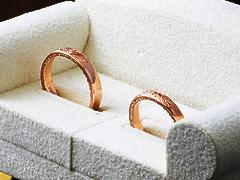 Anello matrimoniale 結婚指輪